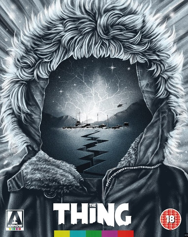 The Thing Arrow Video Set Art