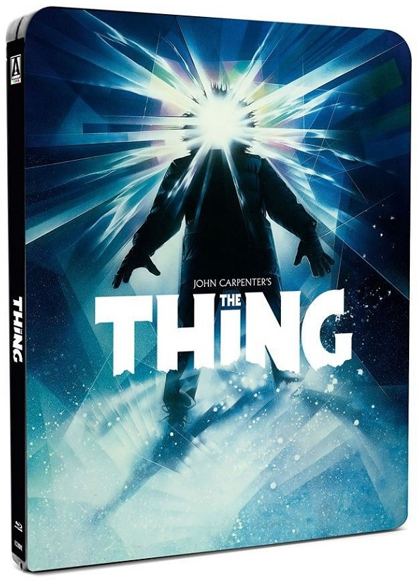 The Thing Arrow Video Steelbook