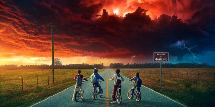 """Awesome New """"Stranger Things"""" Season 2 Poster Confirms Air Date"""