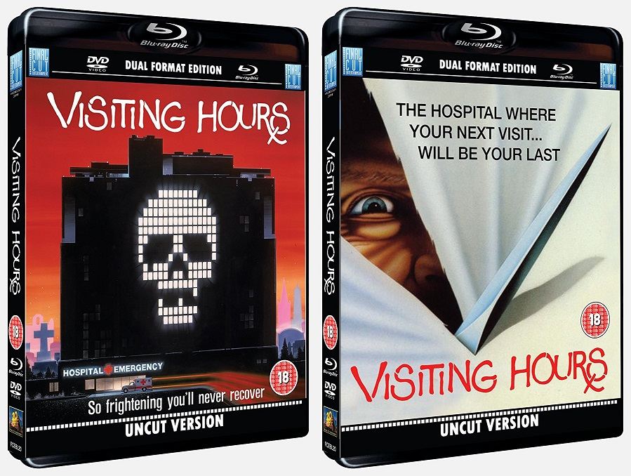 Visiting Hours UK Blu-Ray