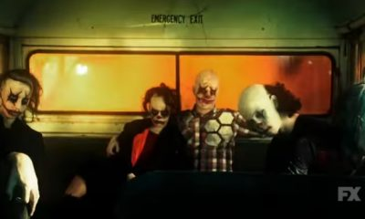 American Horror Story: Cult Clown Bus
