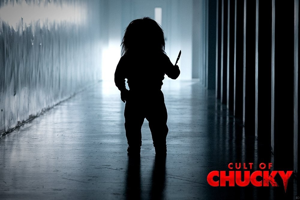 Cult of Chucky Silhouette