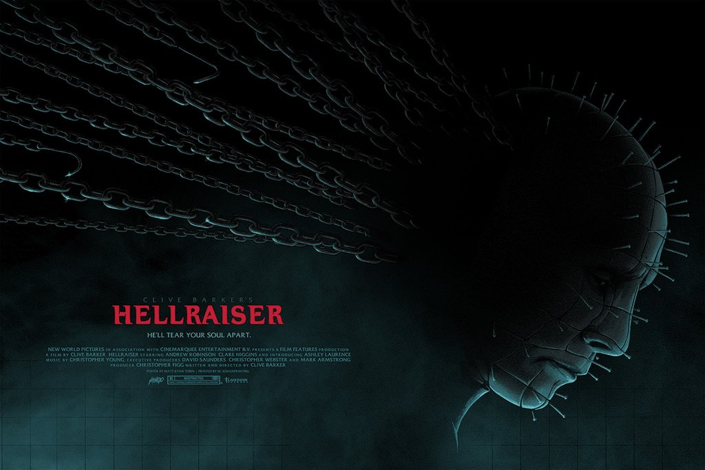 Hellraiser Poster Full