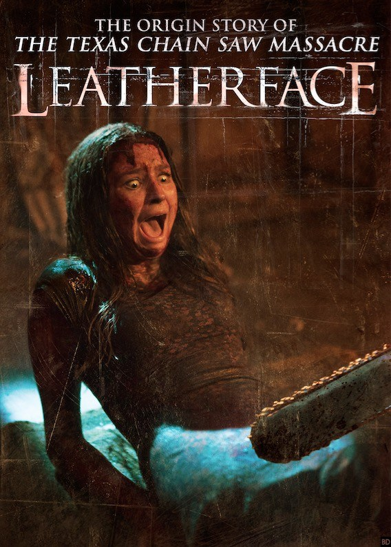 Leatherface Poster Full