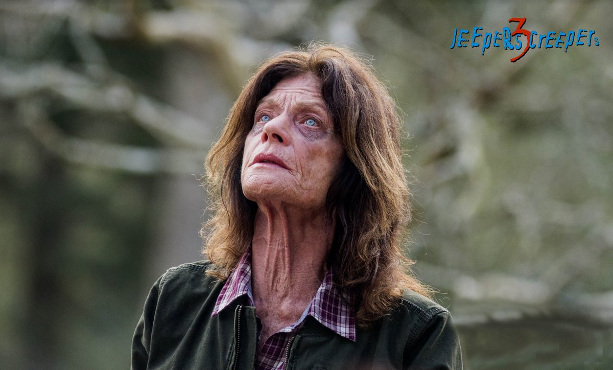 Meg Foster Jeepers Creepers 3