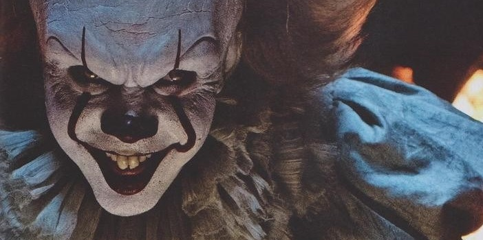 Two Demented Pennywise Photos Emerge for Andy Muschietti's 'IT'