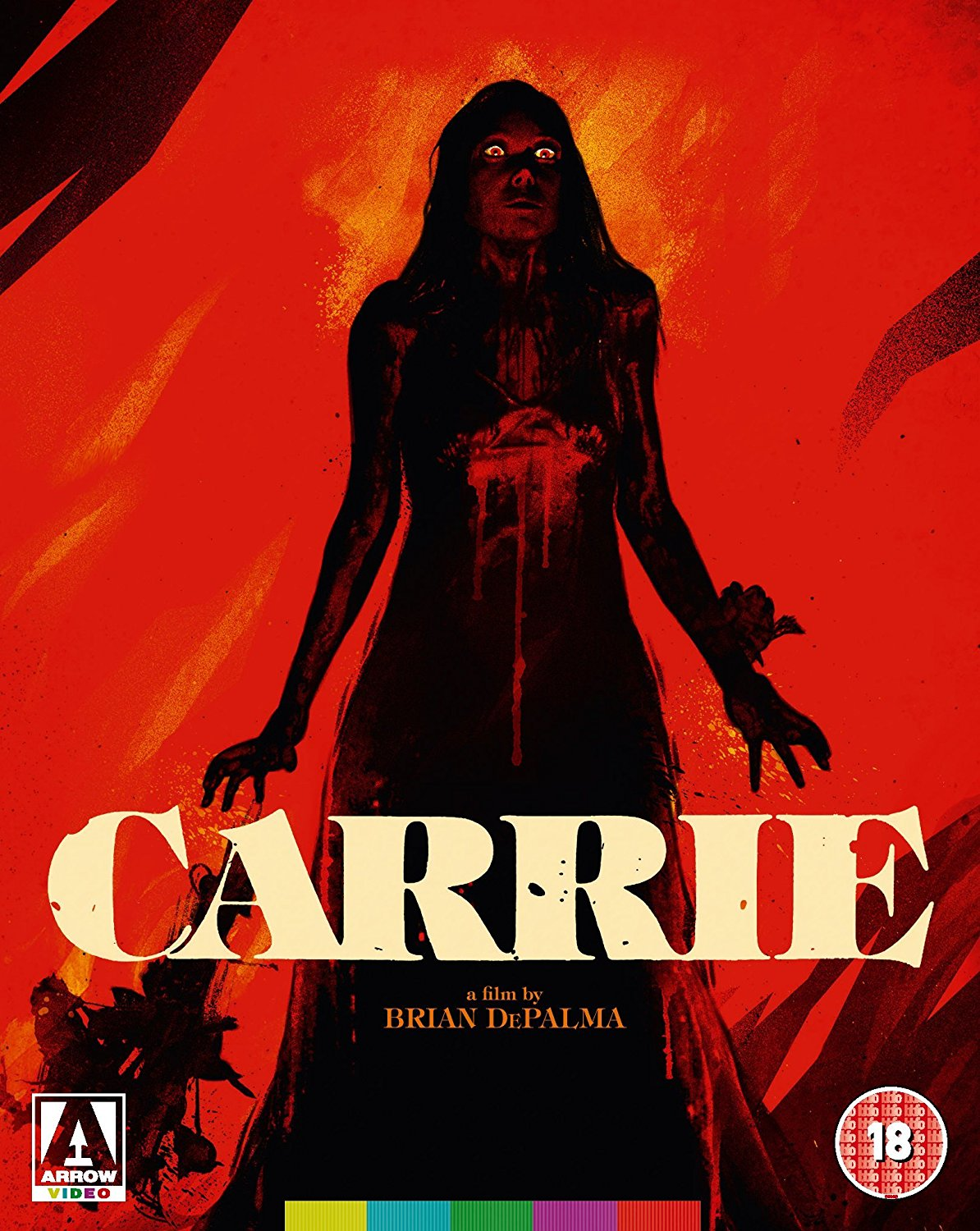 Carrie UK Blu-Ray