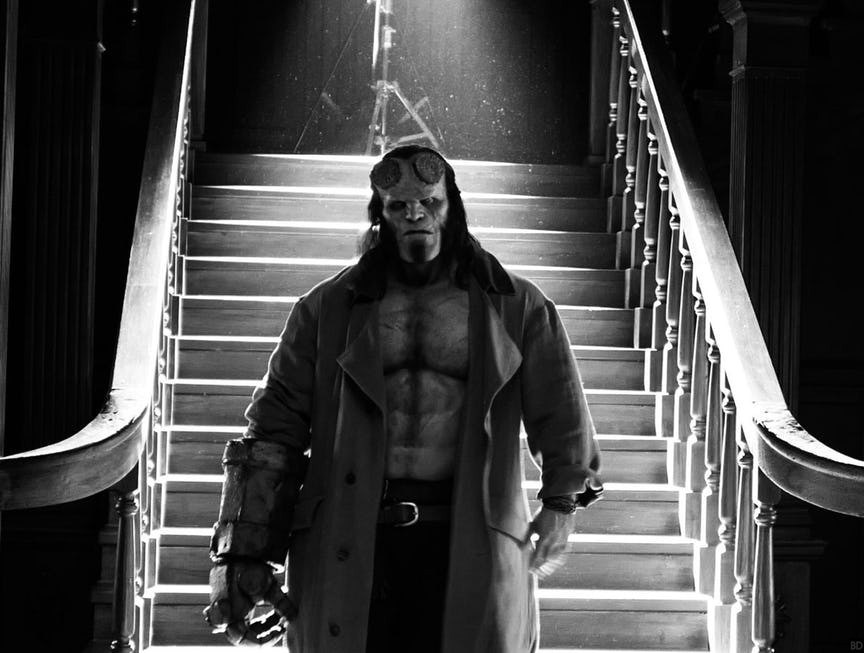 Hellboy David Harbour 2