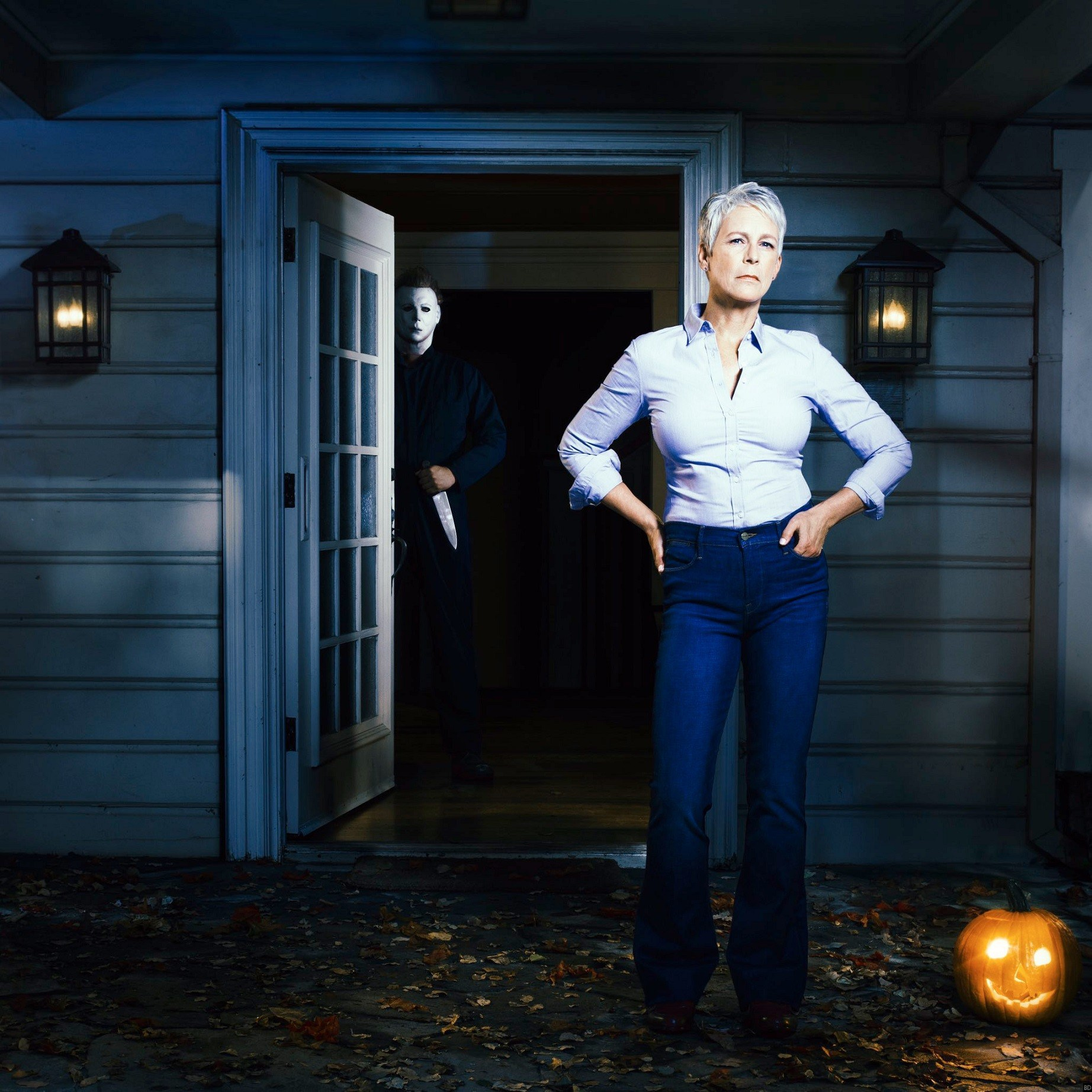 Jamie Lee Curtis Halloween Full