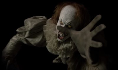 Pennywise Actor Bill Skarsgard