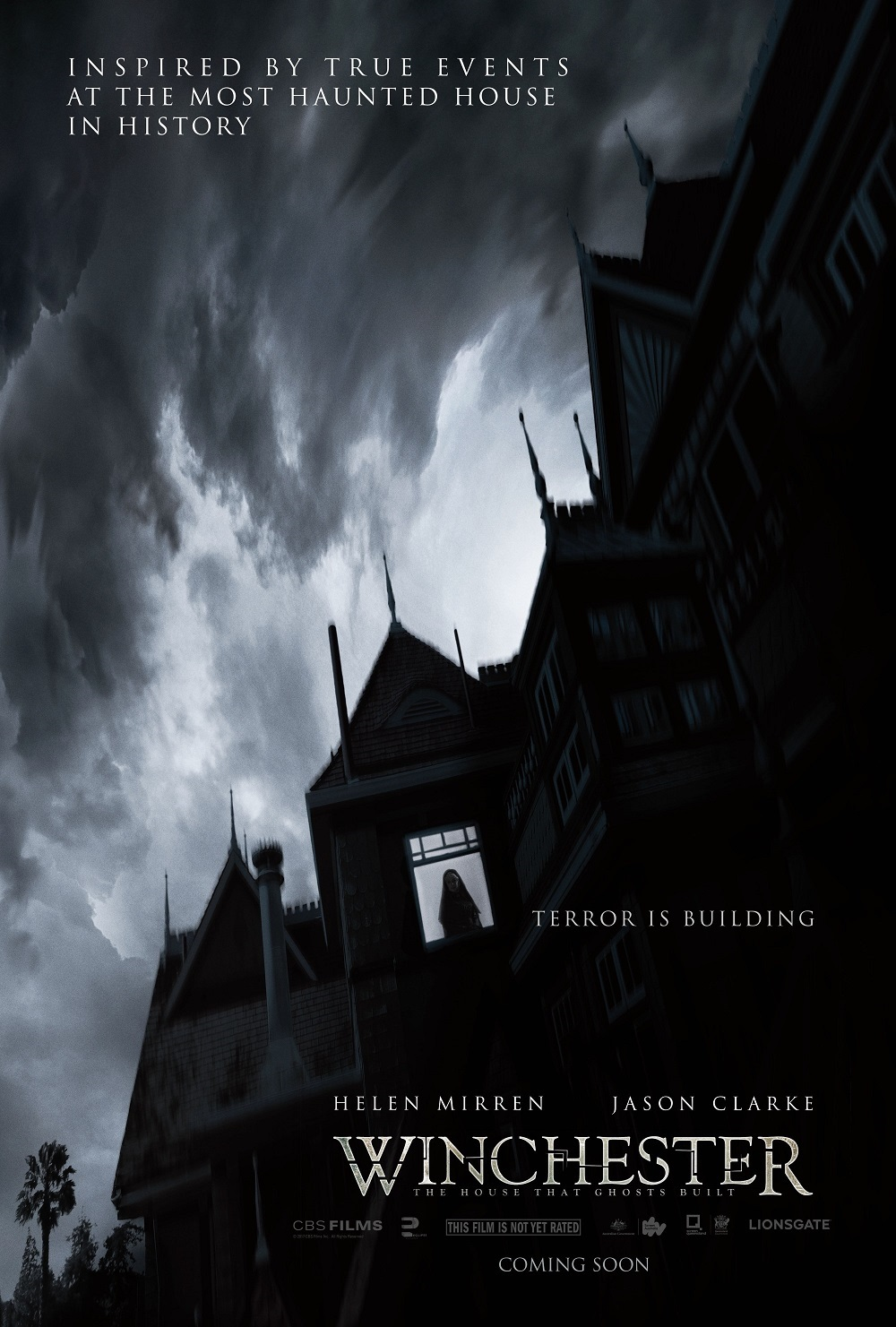 Winchester Poster