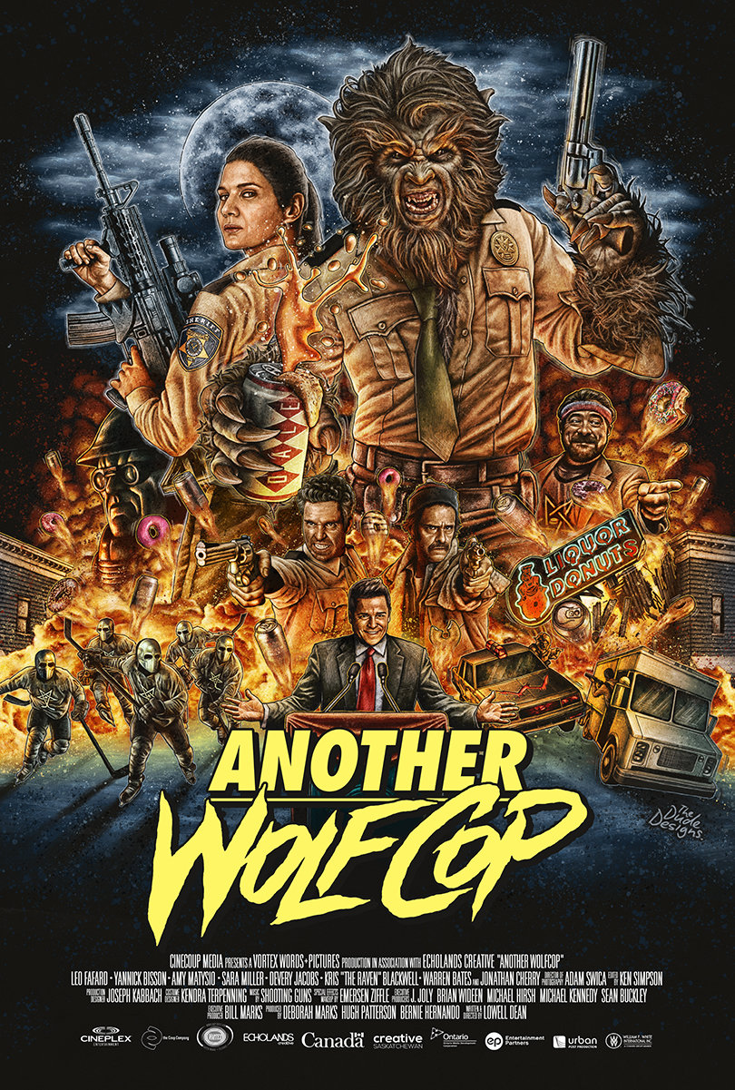 Another Wolfcop Poster