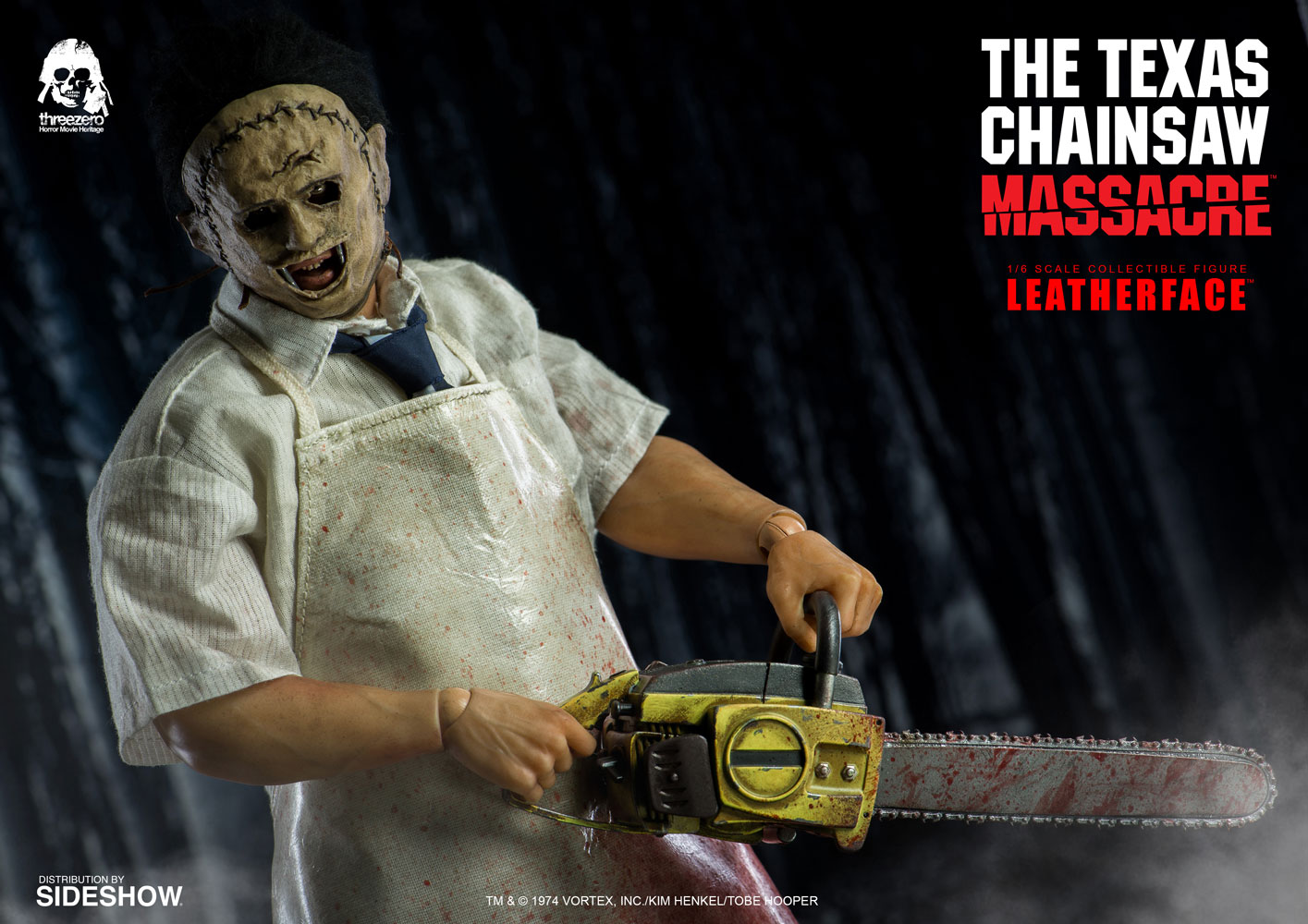 Leatherface Sixth Scale Figure 2