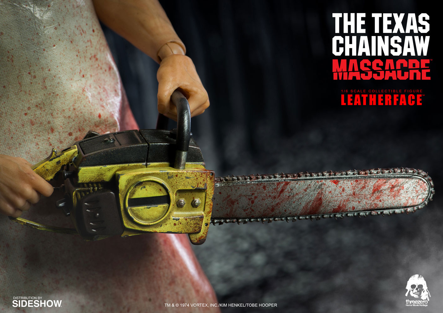 Leatherface Sixth Scale Figure 4
