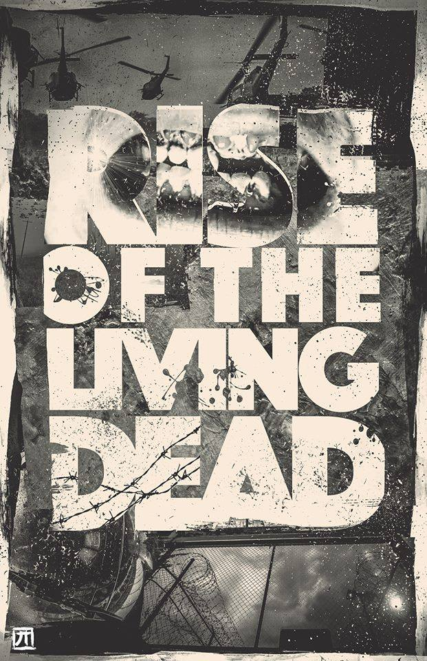 Rise of the Living Dead Poster