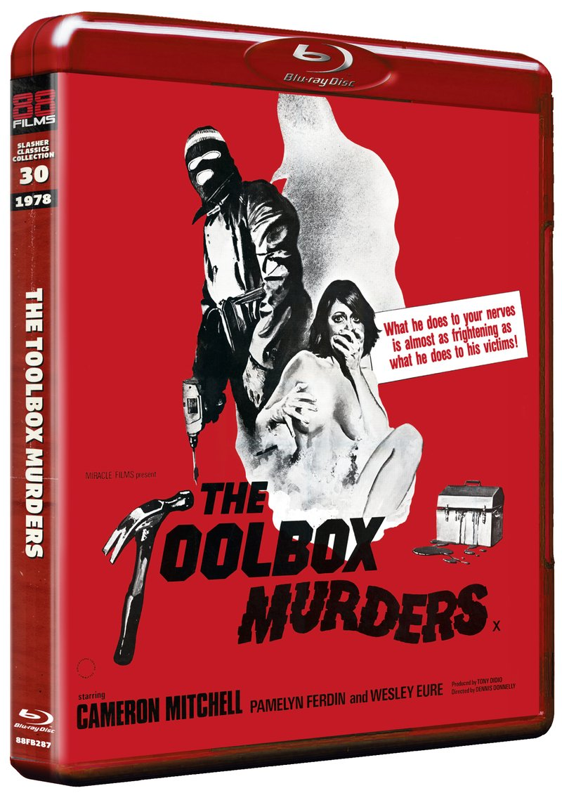 Toolbox Murders UK Blu-Ray 2