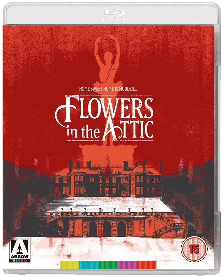 Flowers In The Attic Blu-Ray