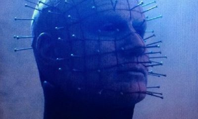 Hellraiser Judgment Pinhead
