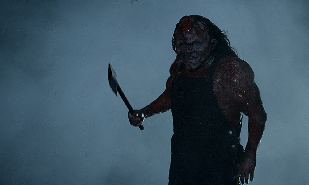 Victor Crowley Axe