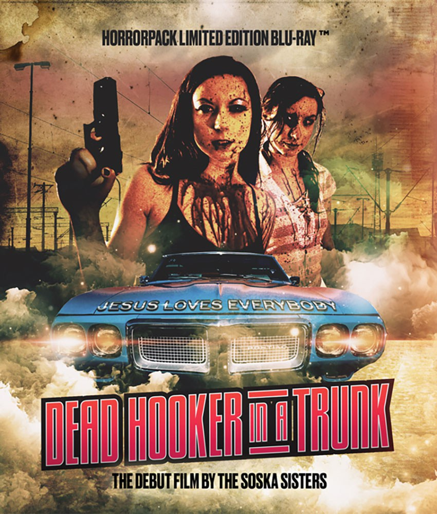 Dead Hooker In a Trunk Blu-Ray Art