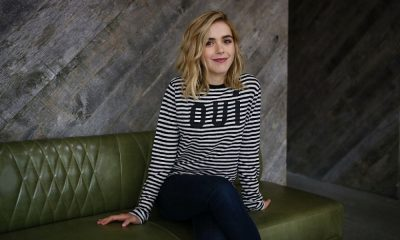 Kiernan Shipka Sabrina the Teenage Witch