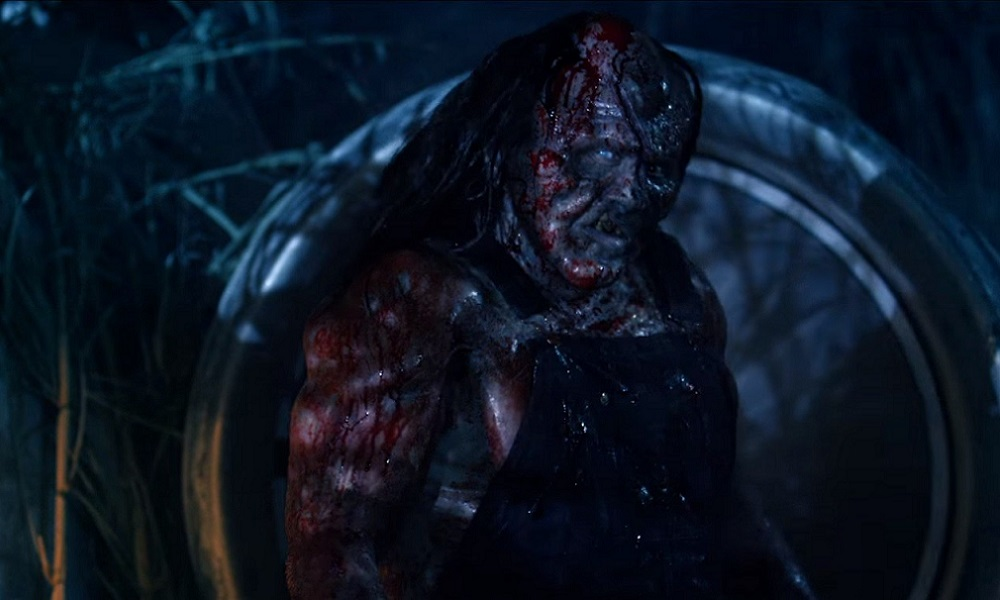 Victor Crowley Hatchet Trailer
