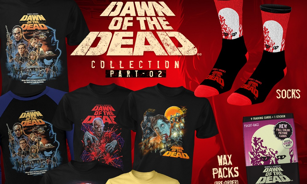 Dawn of the Dead Fright-Rags