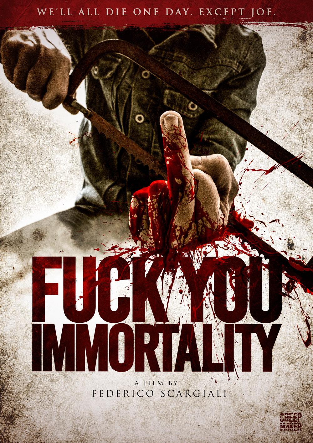 Fuck You Immortality Poster