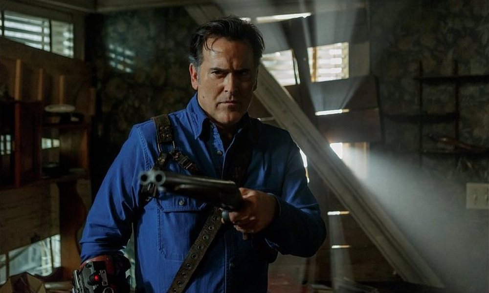 "Ash Takes on Ruby in New Preview Clip from Episode 3.09 of ""Ash vs Evil Dead"""