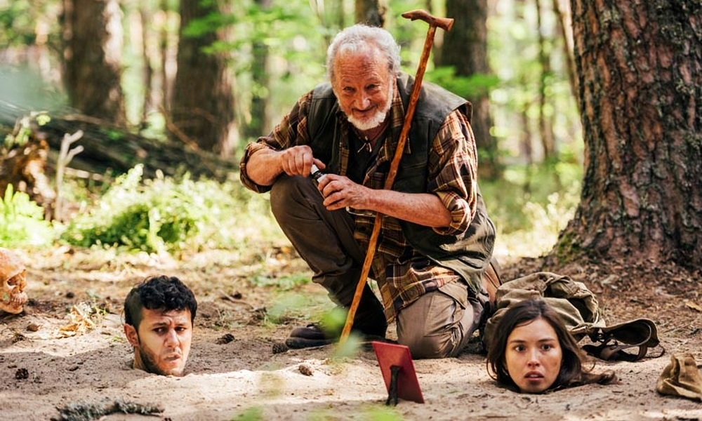 Virtual Reality Series 'Campfire Creepers' Starring Robert Englund Unleashes Trailer