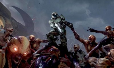 Announcement: Universal Will Unleash Hell on Earth in a New 'DOOM' Movie!