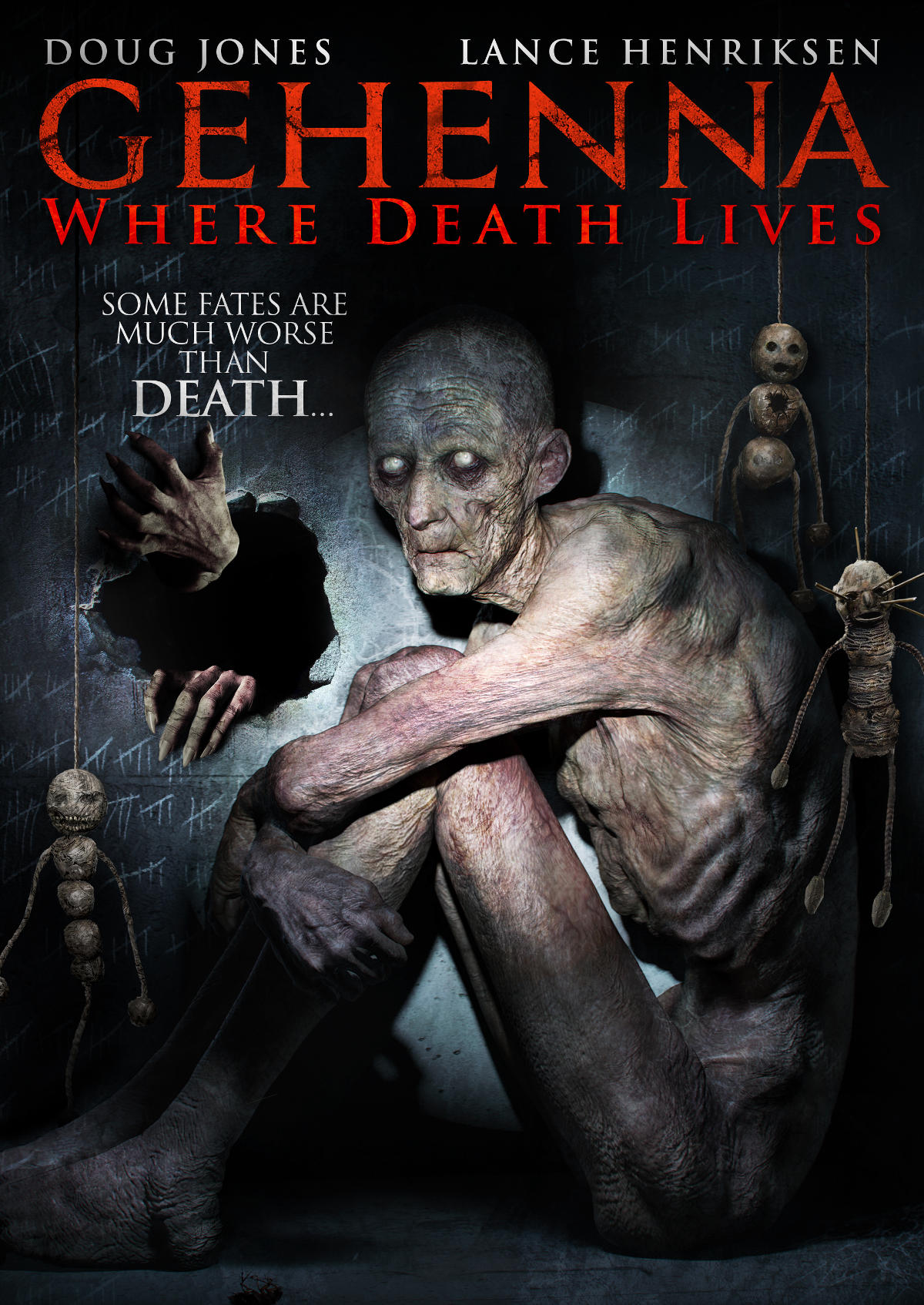 Gehenna Where Death Lives Poster