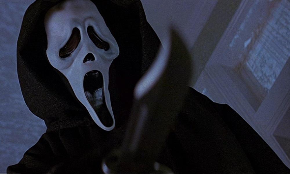 Ghostface Knife