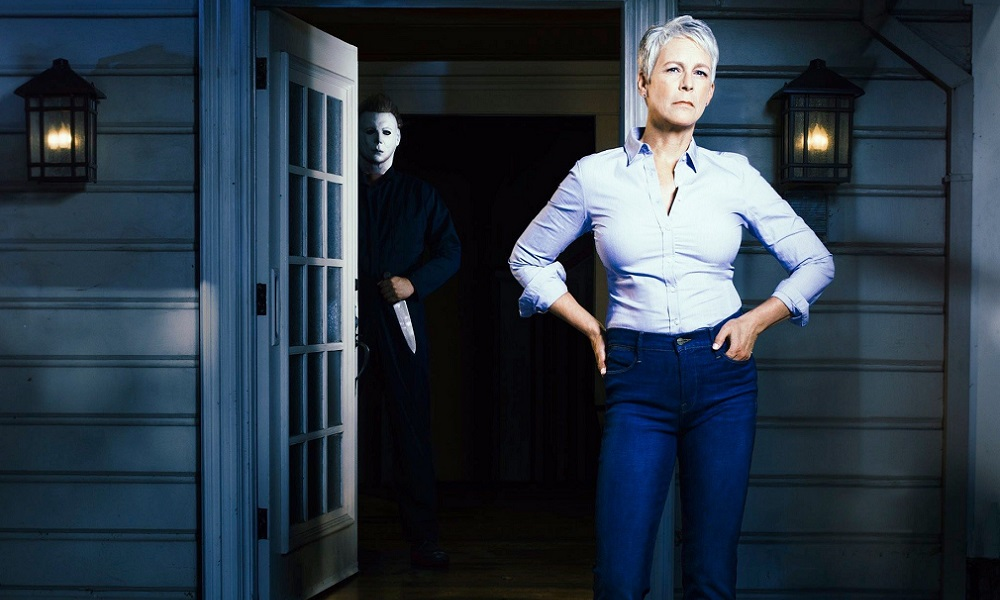 "Jamie Lee Curtis Has Seen the 'Halloween' Trailer and Says ""It's Terrifying!"""