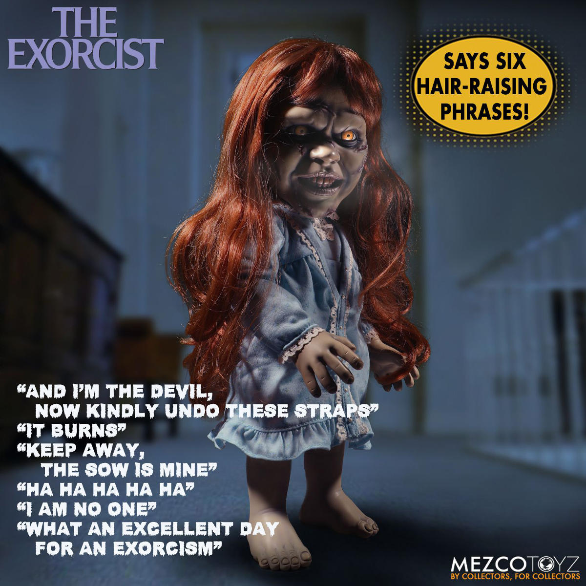 Mezco Toyz The Exorcist 3