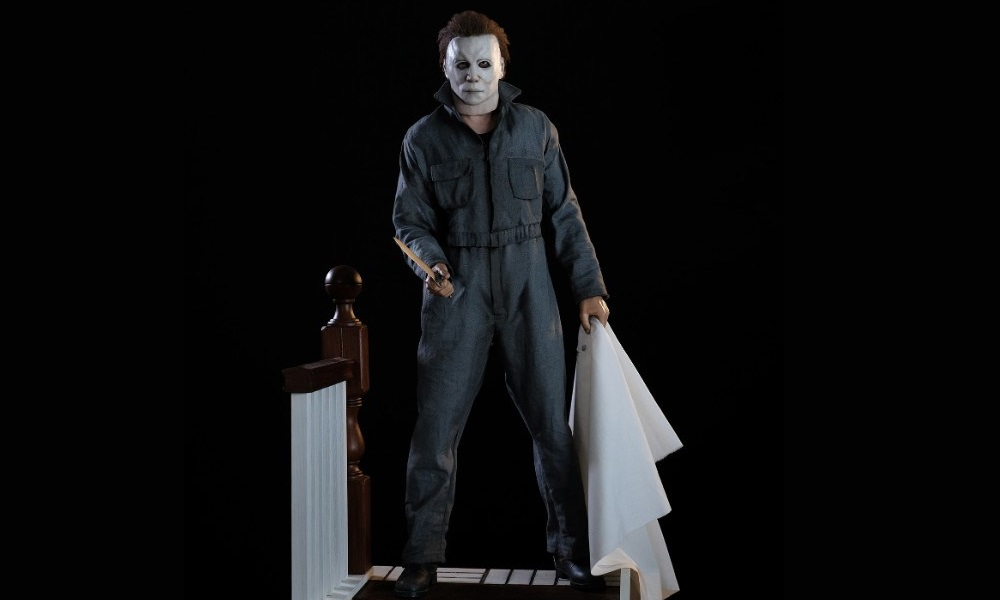 Preview New Michael Myers Statue from Pop Culture Shock Collectibles