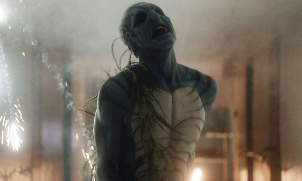 Sci-fi Horror 'Soft Matter' on VOD This May