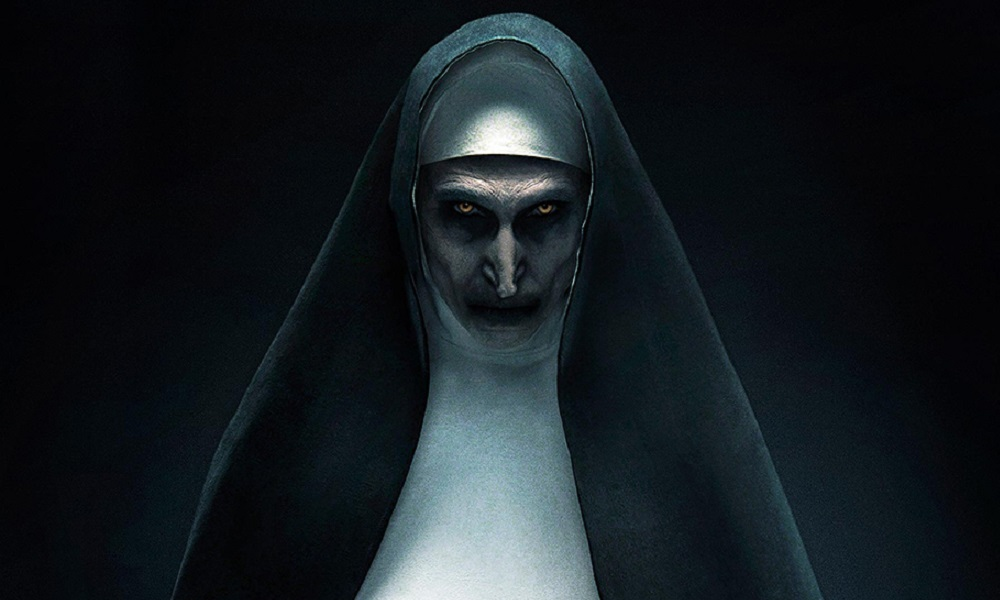 Teaser Image for Corin Hardy's 'Conjuring 2' Spin-Off 'The Nun' Unleashes Evil