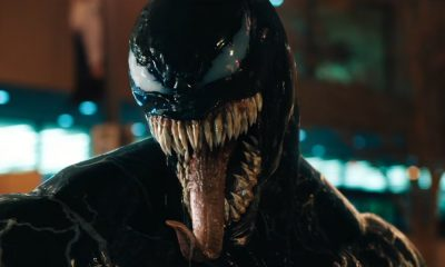 Official 'Venom' Trailer and Poster Unleashes the Enigmatic Beast