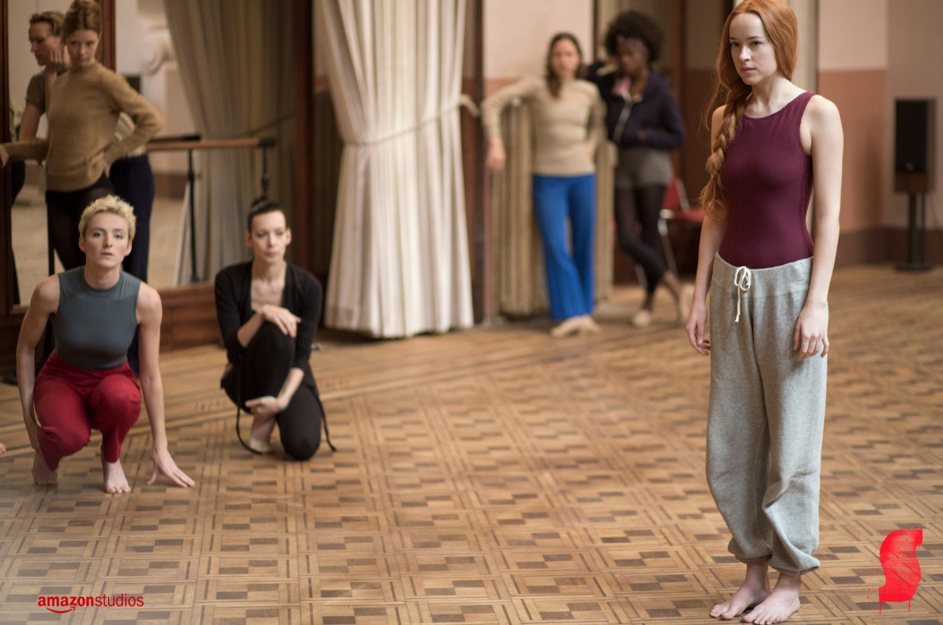 Dakota Johnson in Suspiria 1