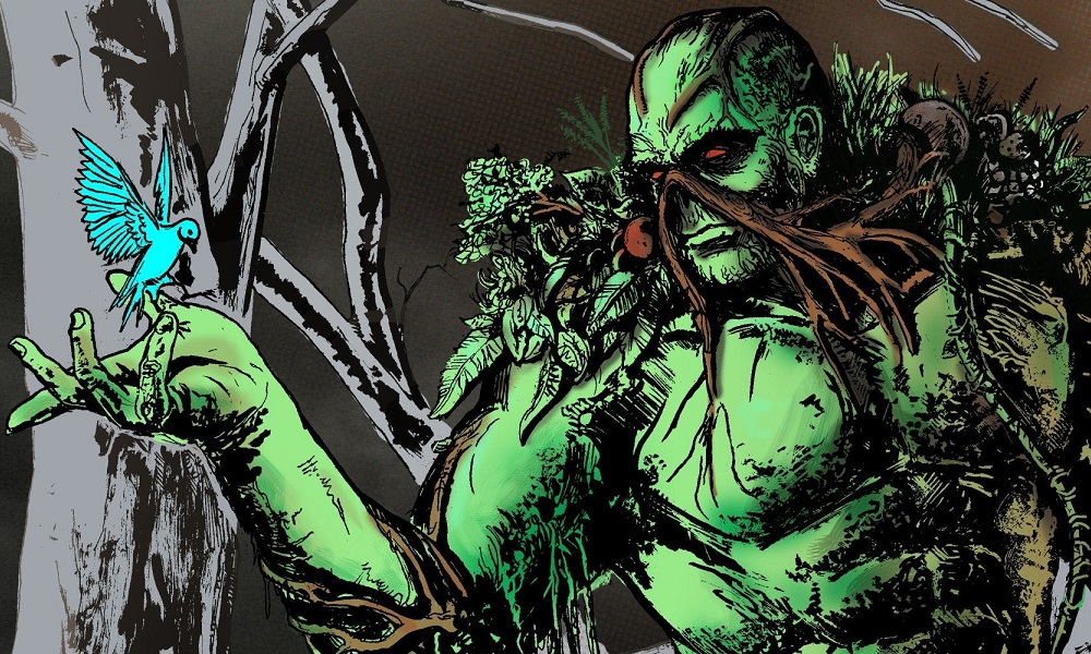 """A New """"Swamp Thing"""" TV Series is Creeping Our Way from James Wan"""