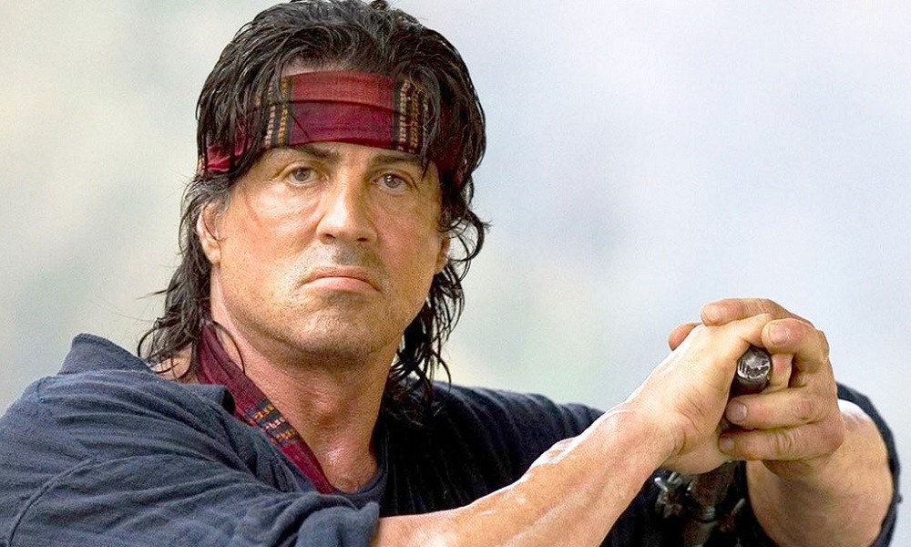 'Rambo V' Starring Sylvester Stallone Gets First Sales Art Out of Cannes