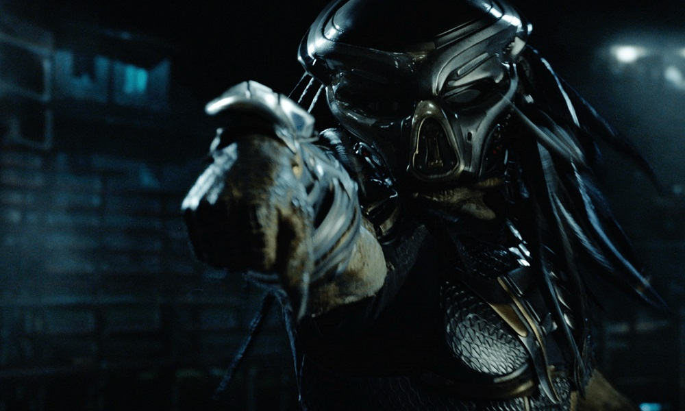 First Official 'The Predator' Teaser Trailer Unleashes Alien Carnage on Earth!