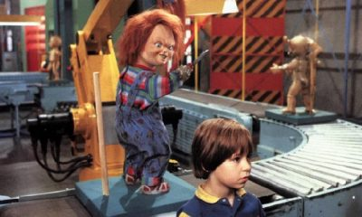 Don Mancini Teases Child's Play TV Series With Chucky Motion Graphic