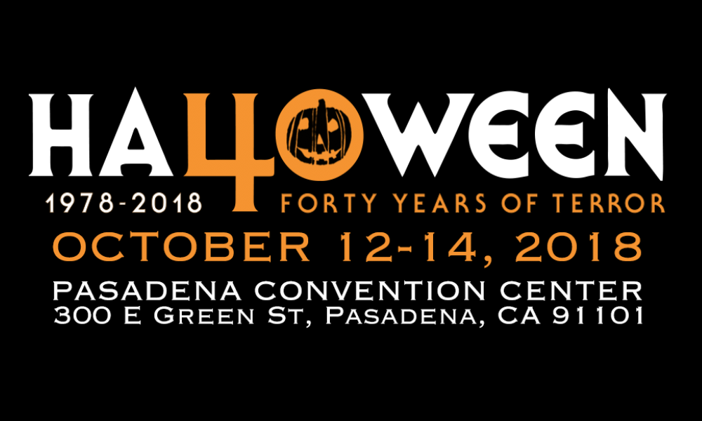 'Halloween H40: 40 Years of Terror' Convention Coming to Pasadena This October