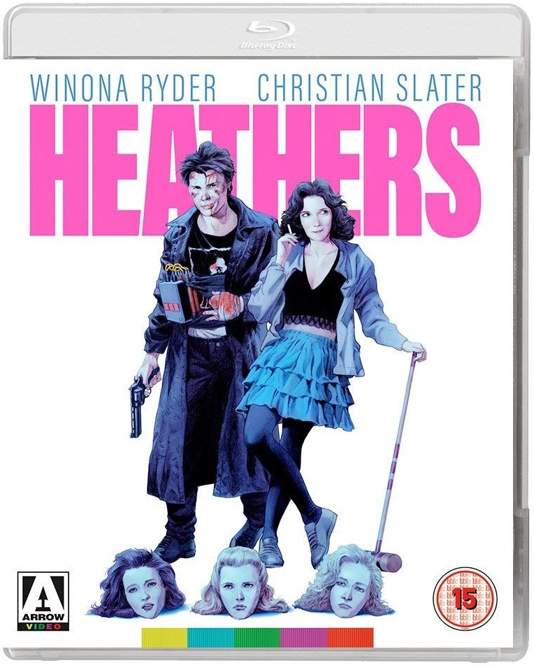 Heathers UK Blu-Ray