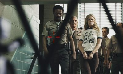 "Sheri Moon Zombie Rocks a ""Free Baby"" Shirt in New ""3 From Hell"" Photo"