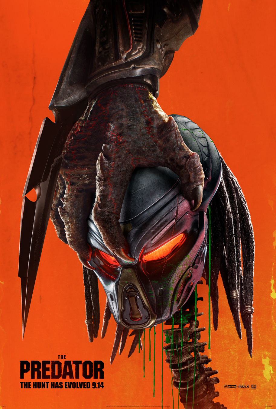 The Predator New Poster