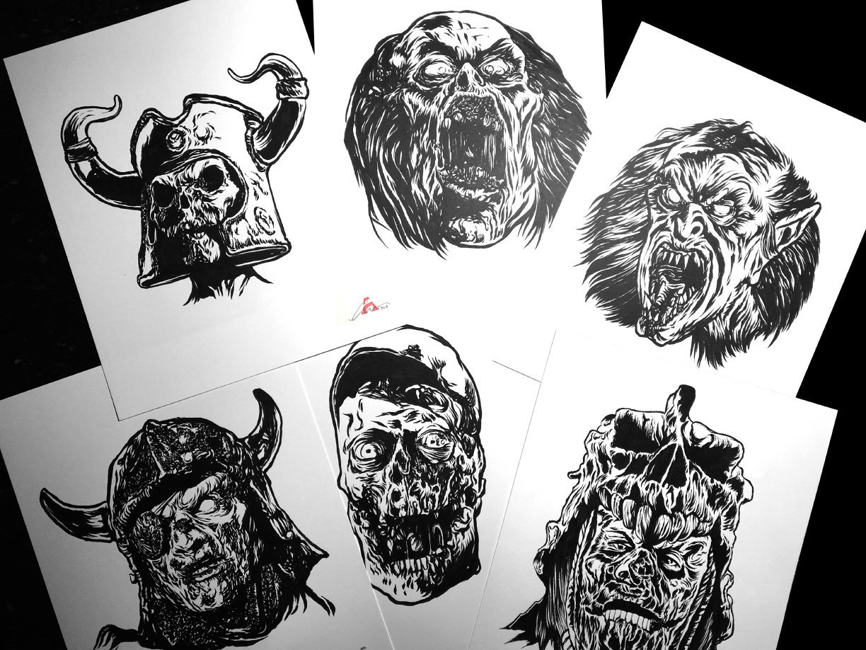 Army of Darkness Print 2