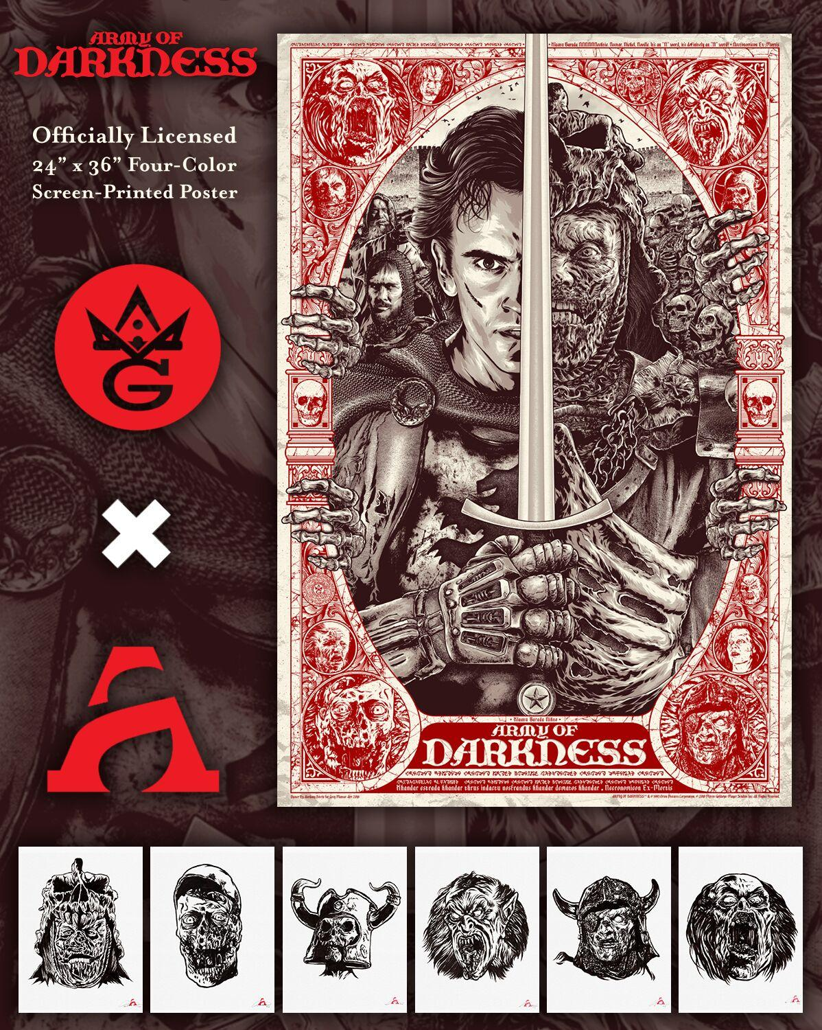 Army of Darkness Print 3